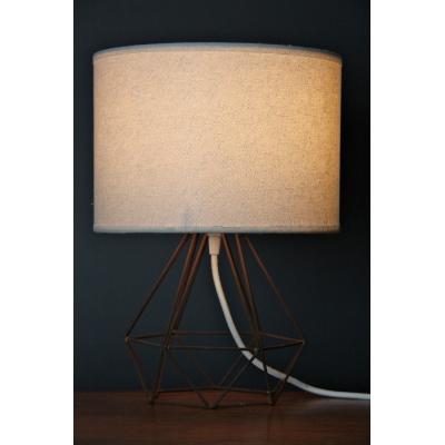 Empirical StylevTable Light Rusted