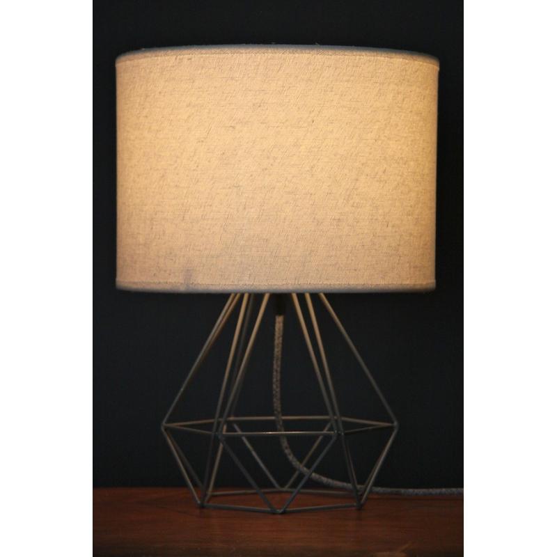 Empirical StylevTable Light Grey