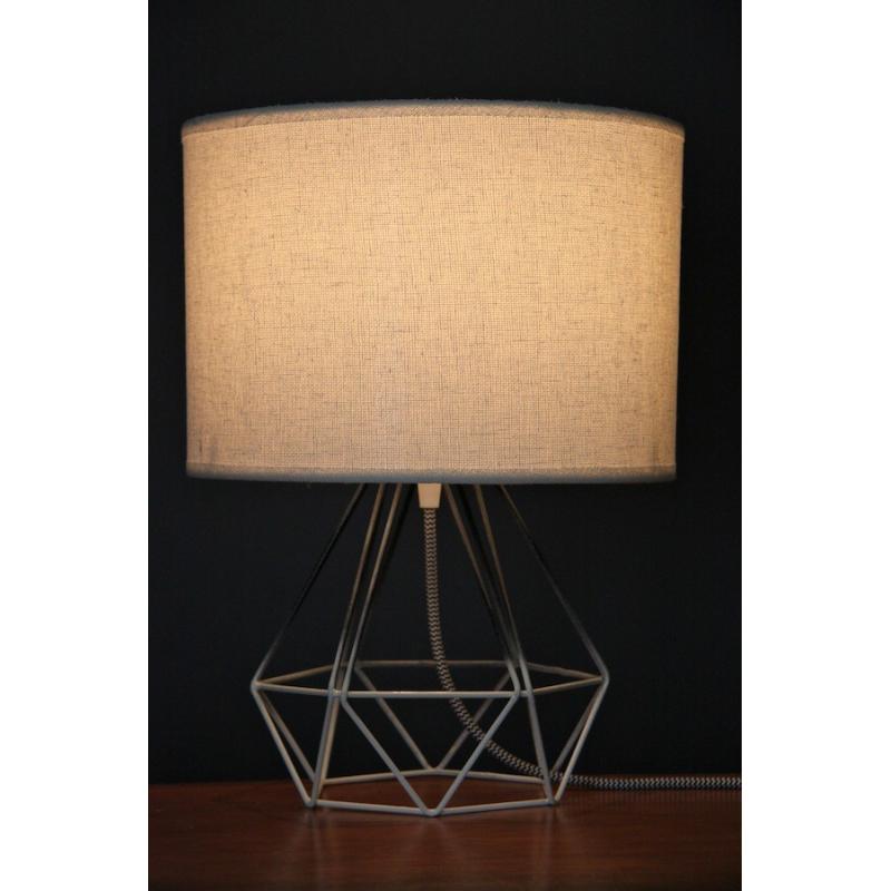 Empirical Style Table Light B/W