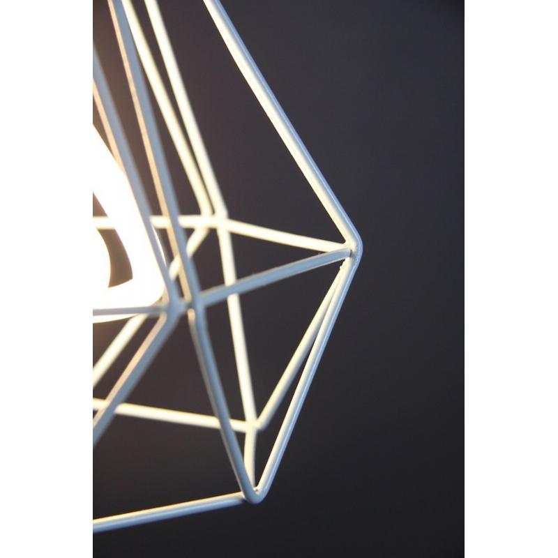 Diamond Cage Light Blue