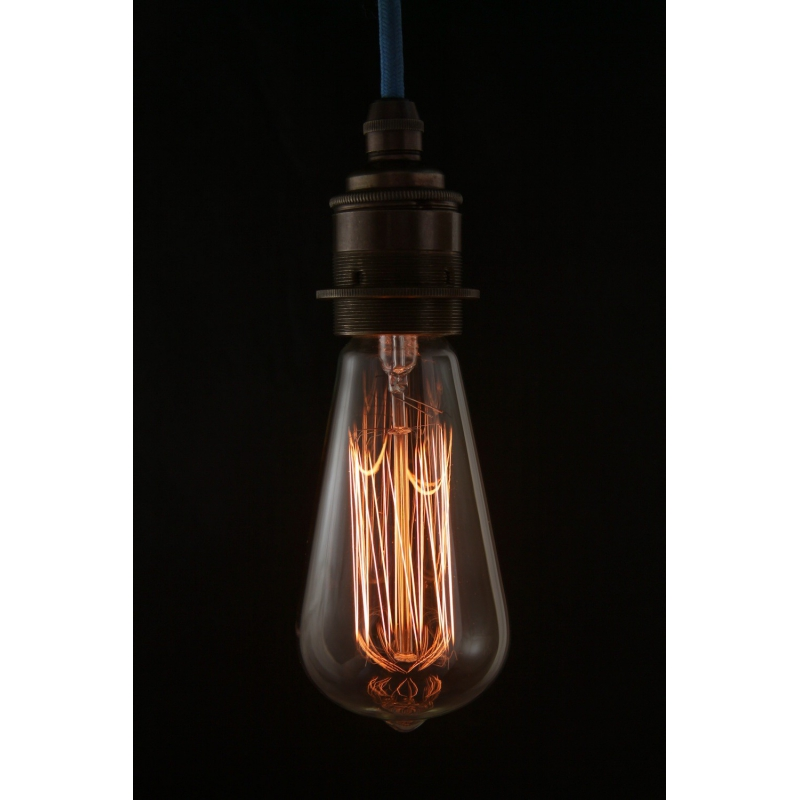 Edison Lightbulb Teardrop Long