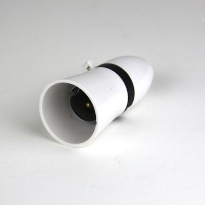 Lampholder On/Off White