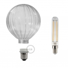 Modular LED Decorative Light bulb with Transparent Balloon 5W E27 Dimmable 2700K