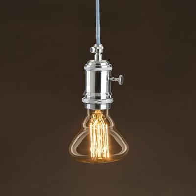 Vintage Golden Light Bulb BR95 Carbon Filament Cage 30W E27 Dimmable 2000K