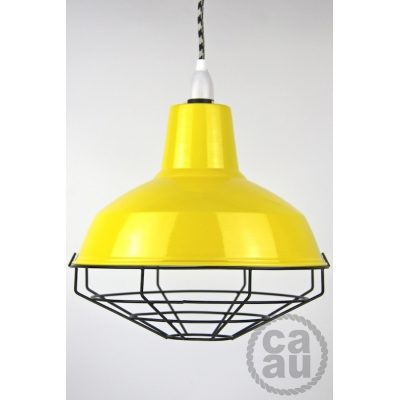 Cage Shade Yellow & Black