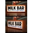 Lightbox: Milk Bar