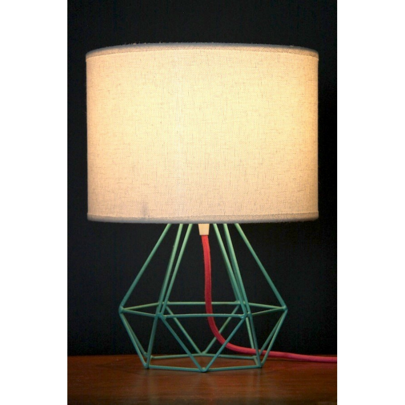 Empirical Style Table Light Pink