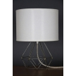 Empirical Style Table Light Exposed Metall