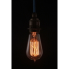 Edison Lightbulb Teardrop Short