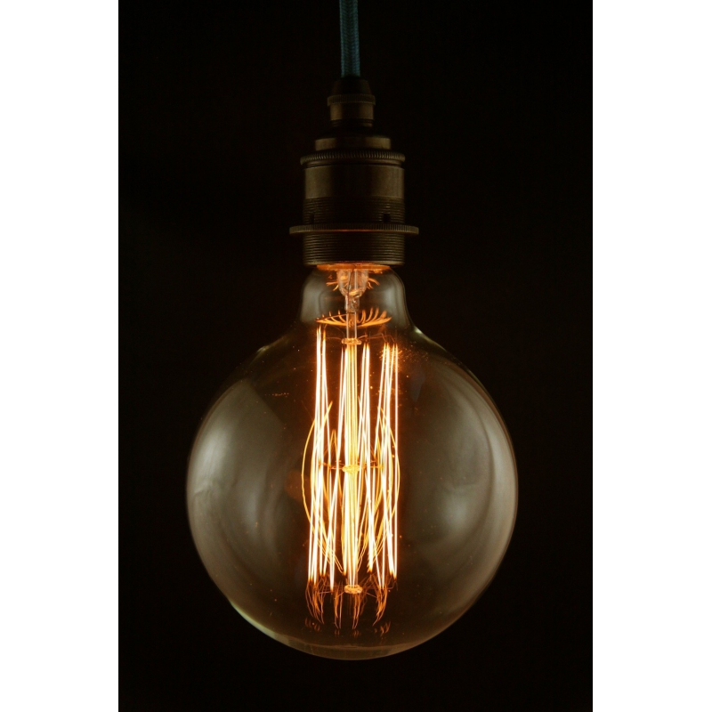 Edison Lightbulb Extra Large Round Creative Cables Au