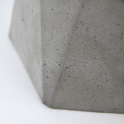 Concrete Light Geometric 6