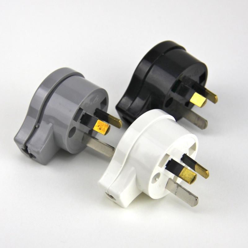 AU Male Side Plug