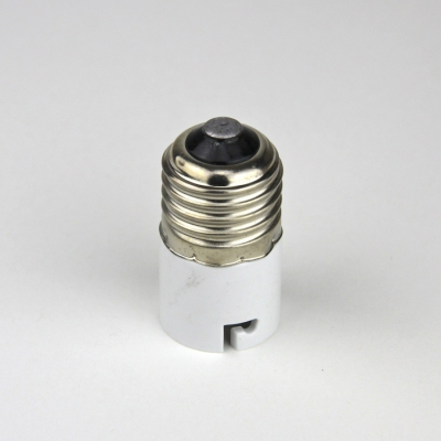 Light bulb Converter: Screw in E27 to Bayonet B22
