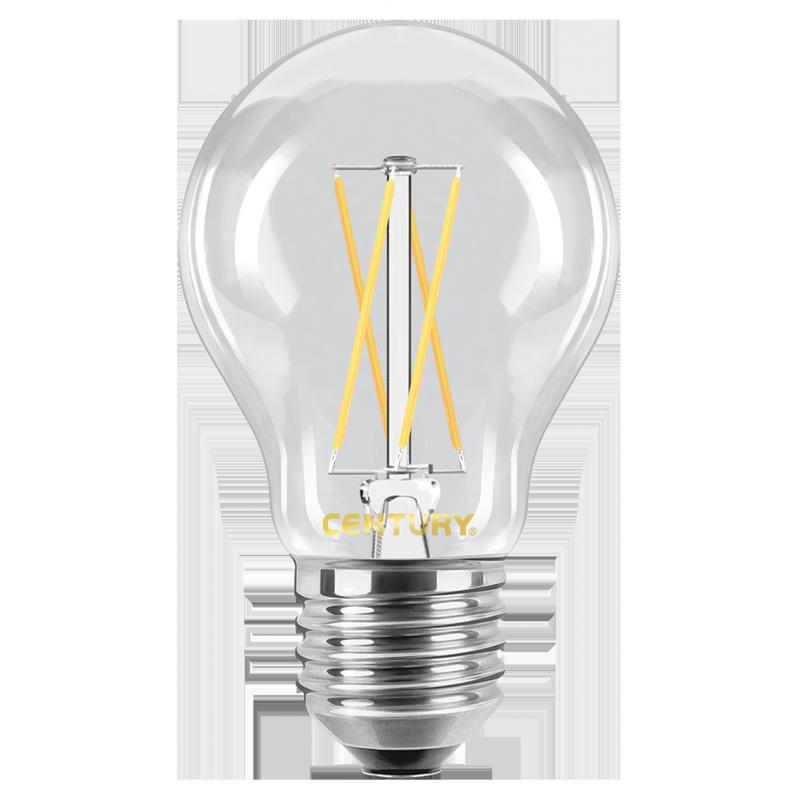 INCANTO LED DROP - 4W - E27 - 2700K - 470Lm