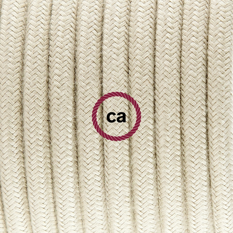 Create your RC43 Dove Cotton Snake and bring the light wherever you want.