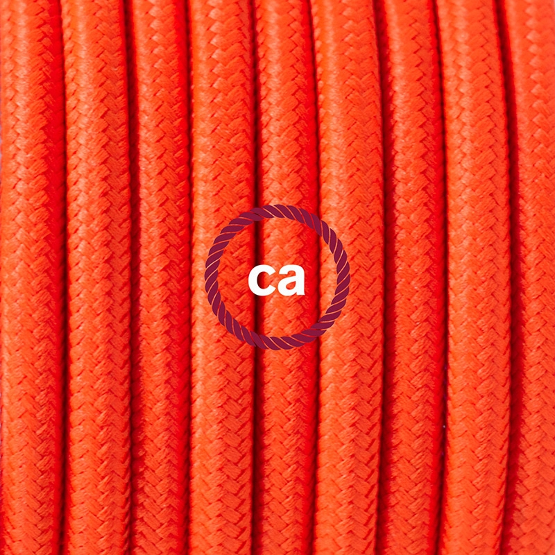 Create your RF15 Orange Fluo Snake and bring the light wherever you want.