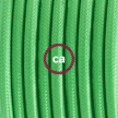 Create your RM18 Green Lime Rayon Snake and bring the light wherever you want.