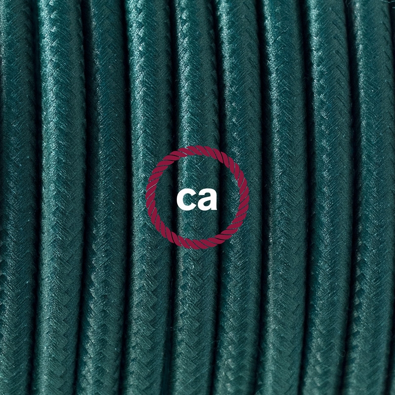 Create your RM21 Dark Green Rayon Snake and bring the light wherever you want.