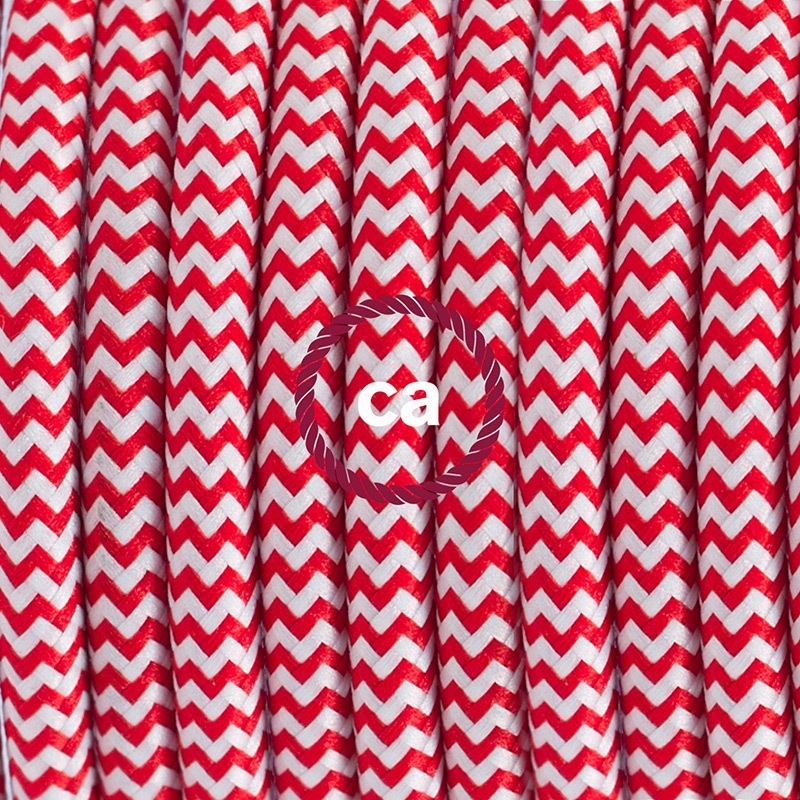 Create your RZ09 ZigZag Red Snake and bring the light wherever you want.