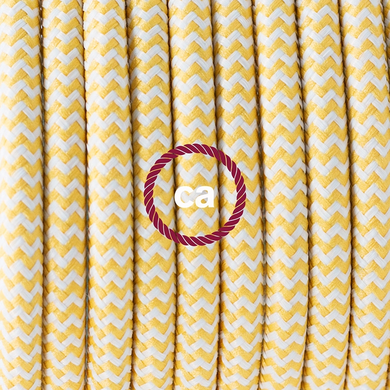 Create your RZ10 ZigZag Yellow Snake and bring the light wherever you want.