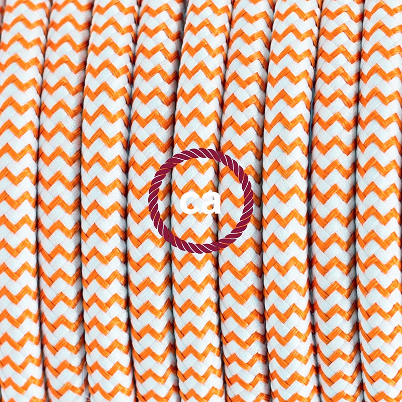 Create your RZ15 ZigZag Orange Snake and bring the light wherever you want.