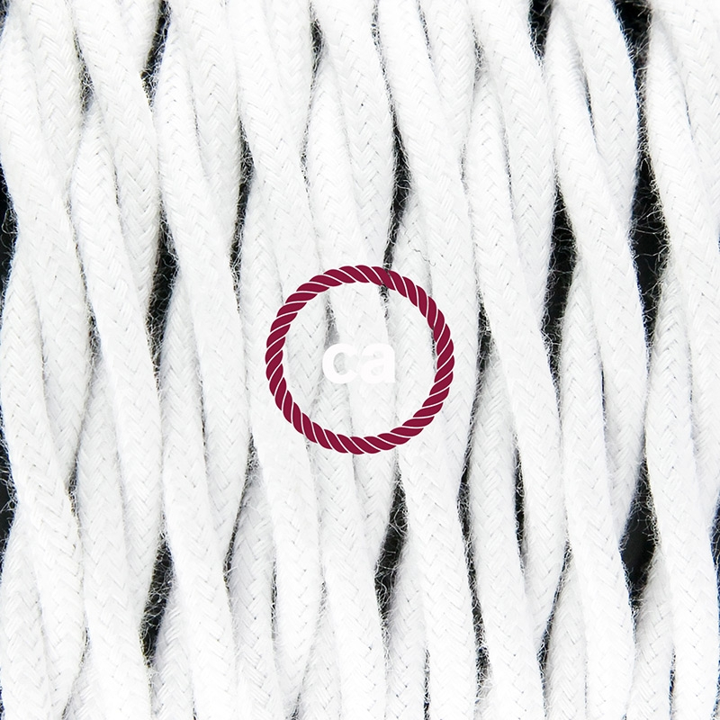 Create your TC01 White Cotton Snake and bring the light wherever you want.