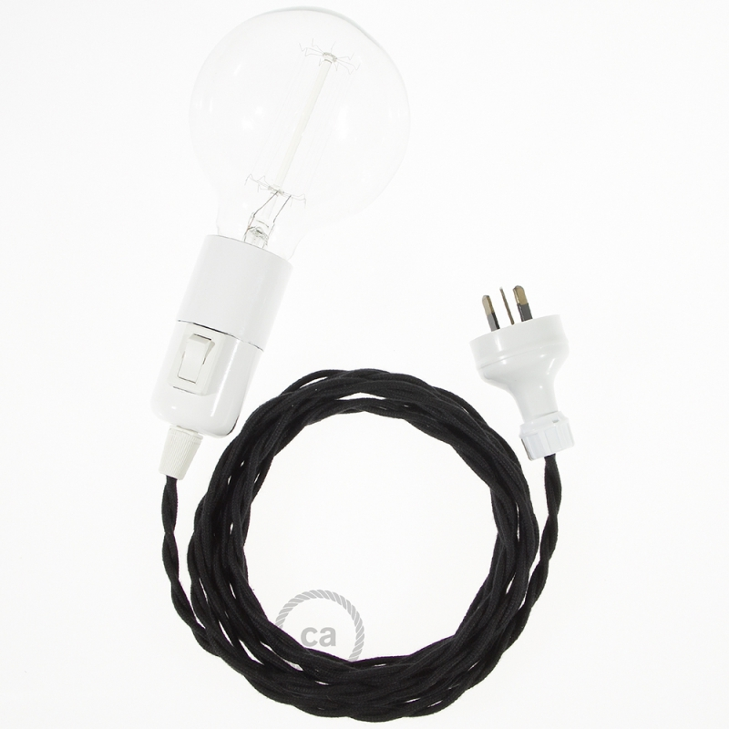 Create your TC04 Black Cotton Snake and bring the light wherever you want.