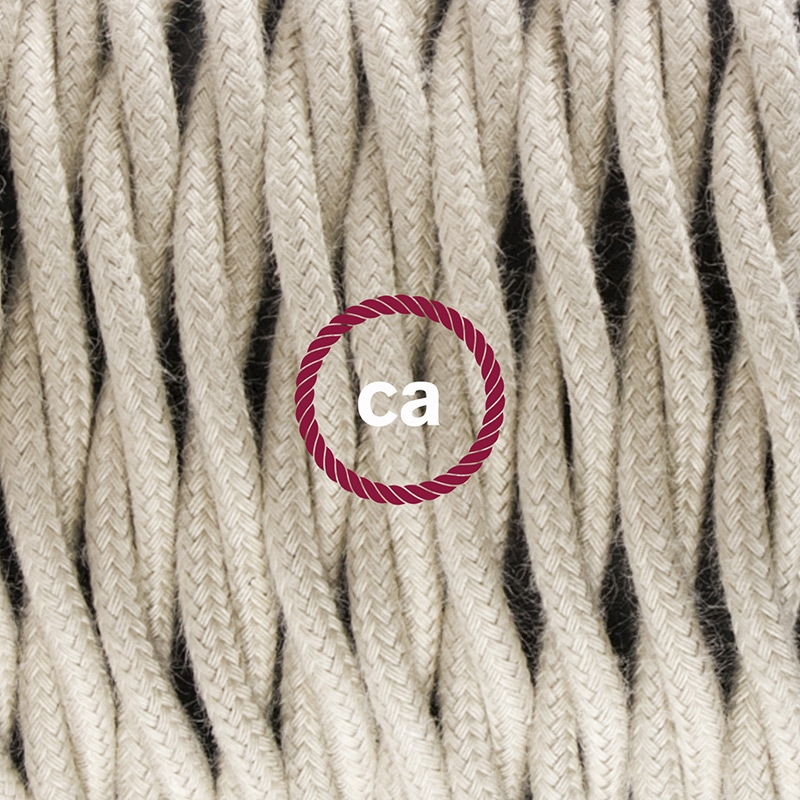 Create your TC43 Dove Cotton Snake and bring the light wherever you want.