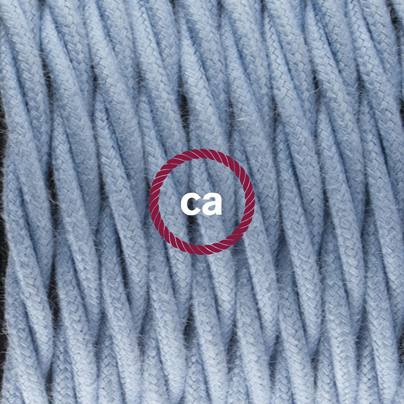 Create your TC53 Ocean Cotton Snake and bring the light wherever you want.