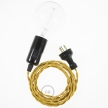 Create your TM05 Gold Rayon Snake and bring the light wherever you want.