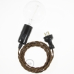 Create your TZ22 Black e Whiskey Rayon Snake and bring the light wherever you want.