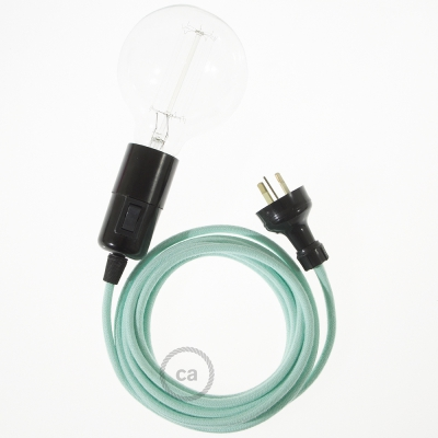 Create your RC34 Milk and Mint Cotton Snake and bring the light wherever you want.