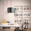 Create your RD51 Stripes Ancient Pink Snake for lampshade and bring the light wherever you want.