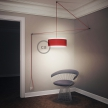 Create your RD63 Lozenge Bark Snake for lampshade and bring the light wherever you want.