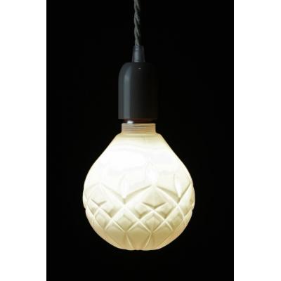 Crystal LED Light Bulb: White