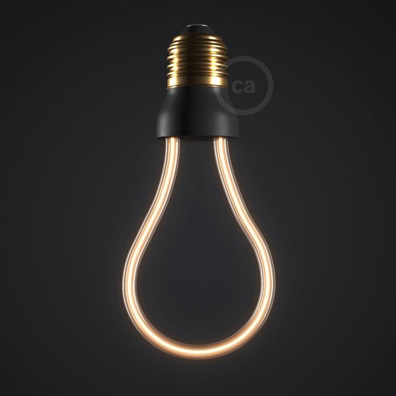 LED Art Bulb Light Bulb 8W E27 Dimmable 2200K
