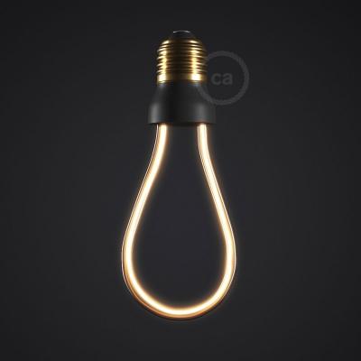 LED Art Rustic Light Bulb 8W E27 Dimmable 2200K