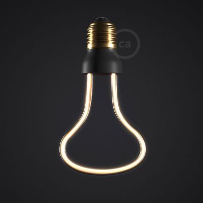 LED Art Reflecto Light Bulb 8W E27 Dimmable 2200K