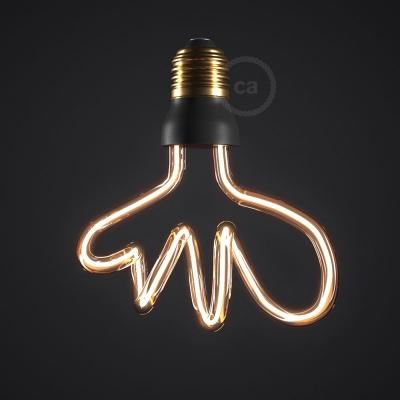 LED Art Cloud Light Bulb 12W E27 Dimmable 2200K