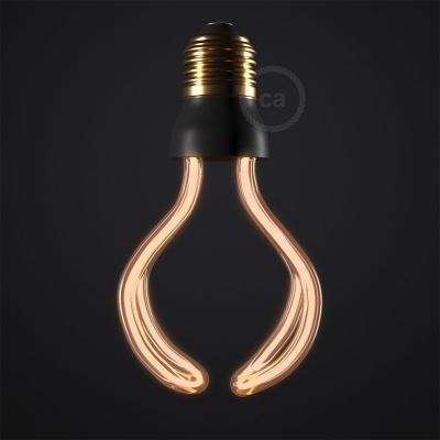 LED Art Globo Light Bulb 12W E27 Dimmable 2200K