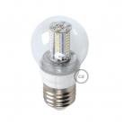 Light bulb Led Sphere 4W E27 Clear