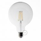 Light bulb filament Led Globe 6W E27 Clear