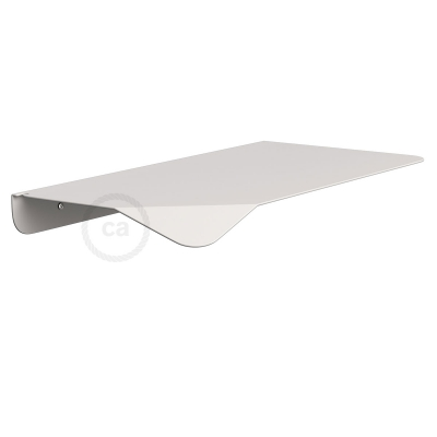 Magnetico®-Shelf White, metal shelf for Magnetico®-Plug