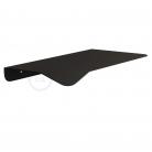 Magnetico®-Shelf Black, metal shelf for Magnetico®-Plug