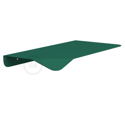 Magnetico®-Shelf Green, metal shelf for Magnetico®-Plug