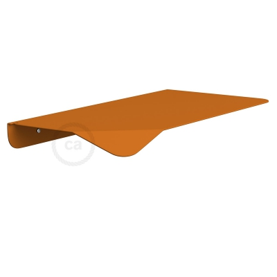 Magnetico®-Shelf Orange, metal shelf for Magnetico®-Plug