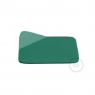 Magnetico®-Base Green, metal base for smooth surfaces for Magnetico®-Plug