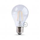 Light bulb filament Led Drop 8W E27 Clear