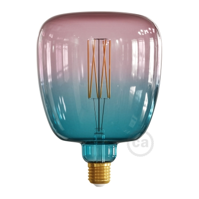 LED Light Bulb Bona Dream, Pastel collection, straight filament 4W E27 Dimmable 2200K