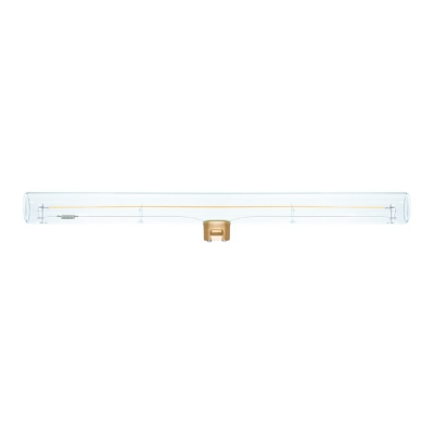 S14d LED linear line tube transparent light bulb - 300 mm lenght - for Syntax